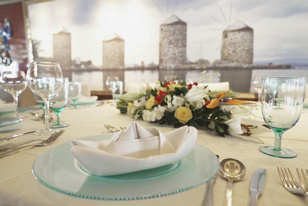 Camarote Restaurante Aegean - Celestyal Olympia