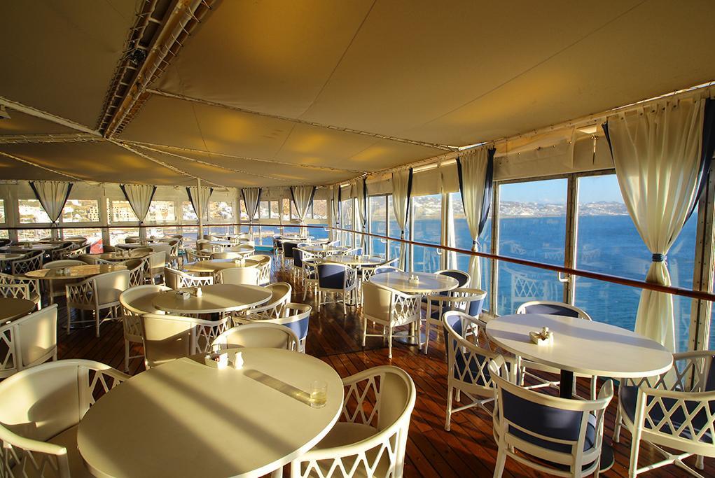 Restaurante Buffet Leda Celestyal Olympia