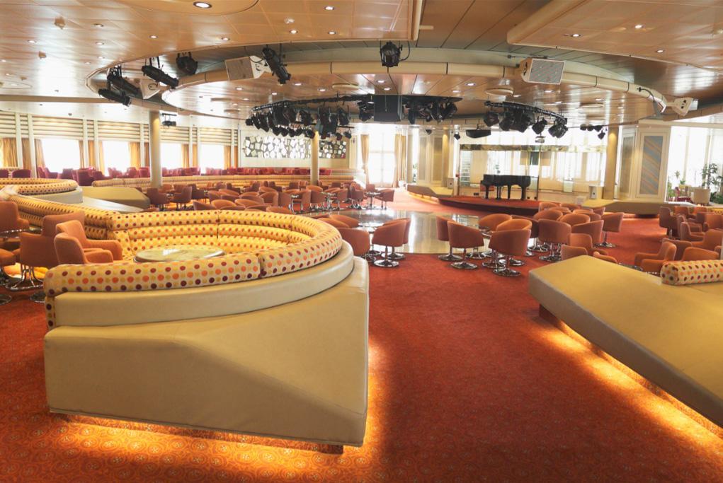Camarote Selene Lounge & Bar - Celestyal Olympia