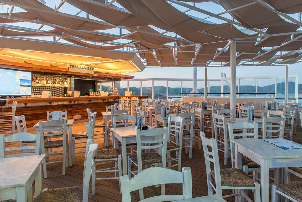 Thalassa Bar Celestyal Olympia