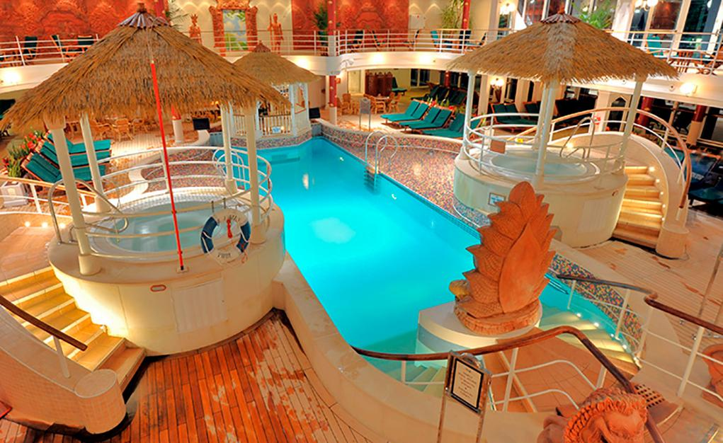 Piscina-Lotus Coral Princess
