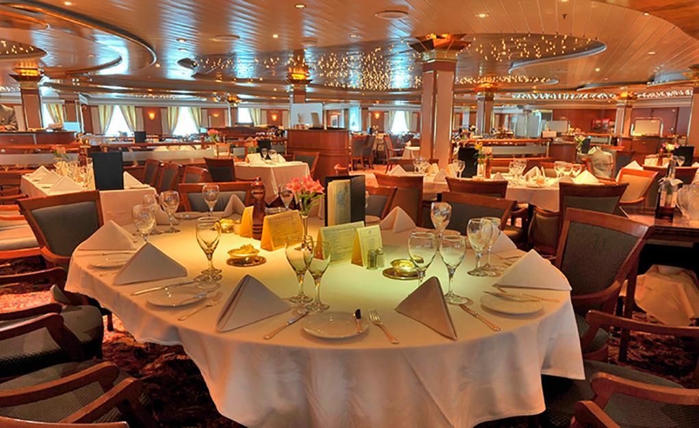 Restaurante-Principal Coral Princess