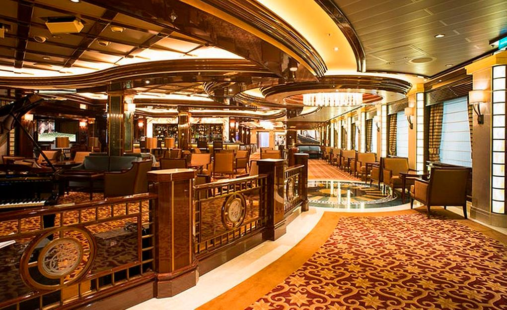 Wheelhouse-Bar Coral Princess
