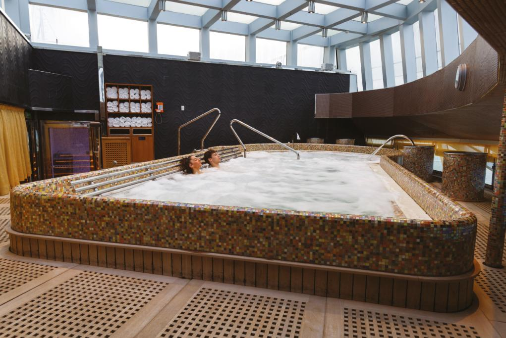 Piscina Spa Costa Diadema