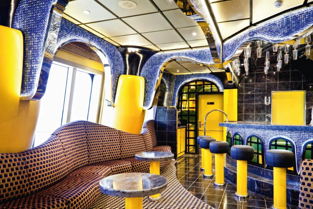 Camarote Variedad gastronómica y bares - Costa Fascinosa