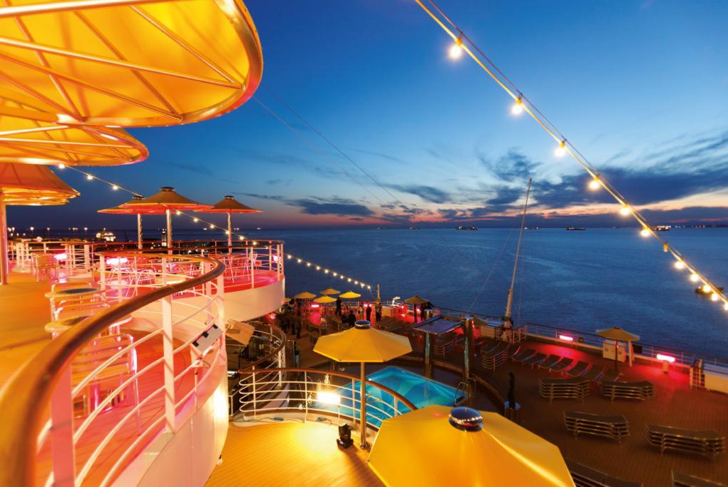 Barco Exteriores Costa Favolosa