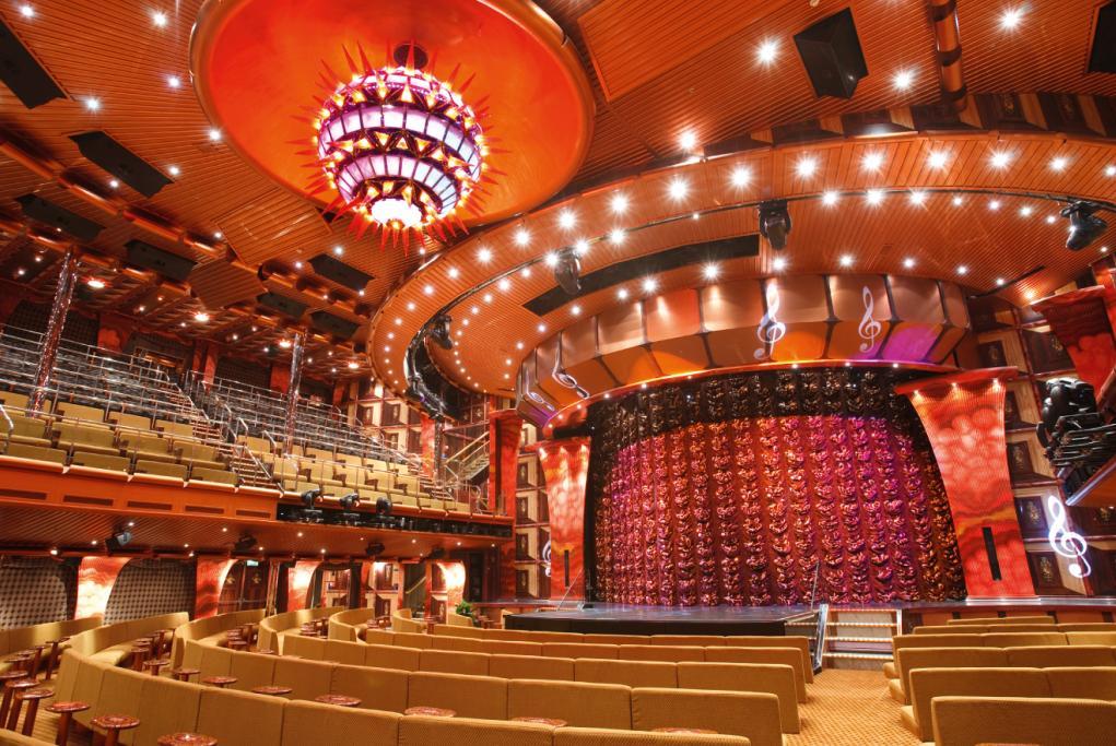 Teatro Costa Pacifica