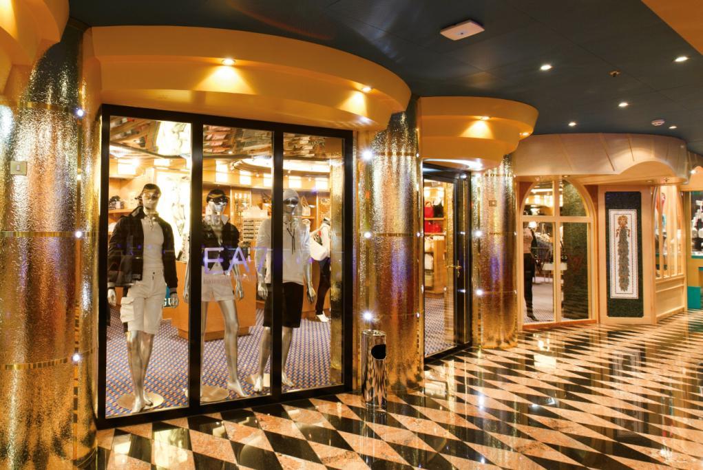 Camarote Galería de tiendas - Costa Serena