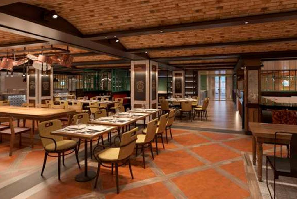 Restaurante Rugantino Costa Smeralda