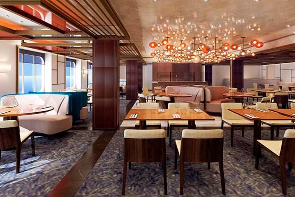 Restaurante Suites Panorama Costa Smeralda