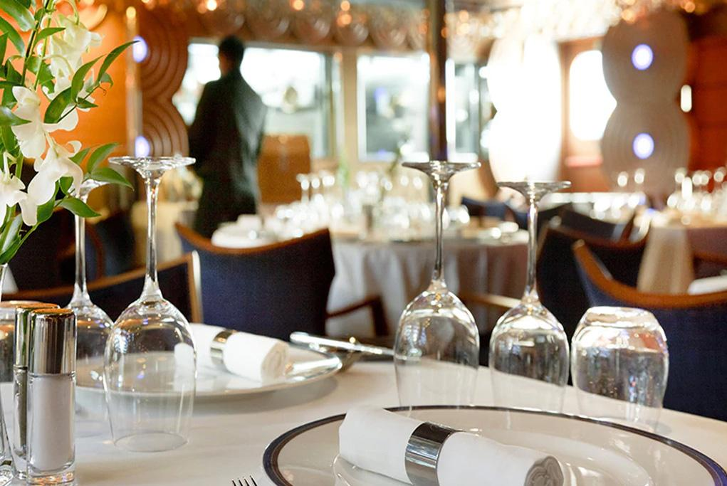 Camarote Restaurante Club - Costa Venezia