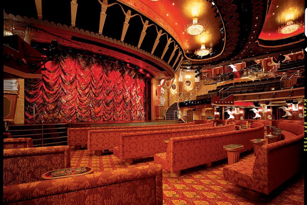 Teatro-Phantom Carnival Miracle