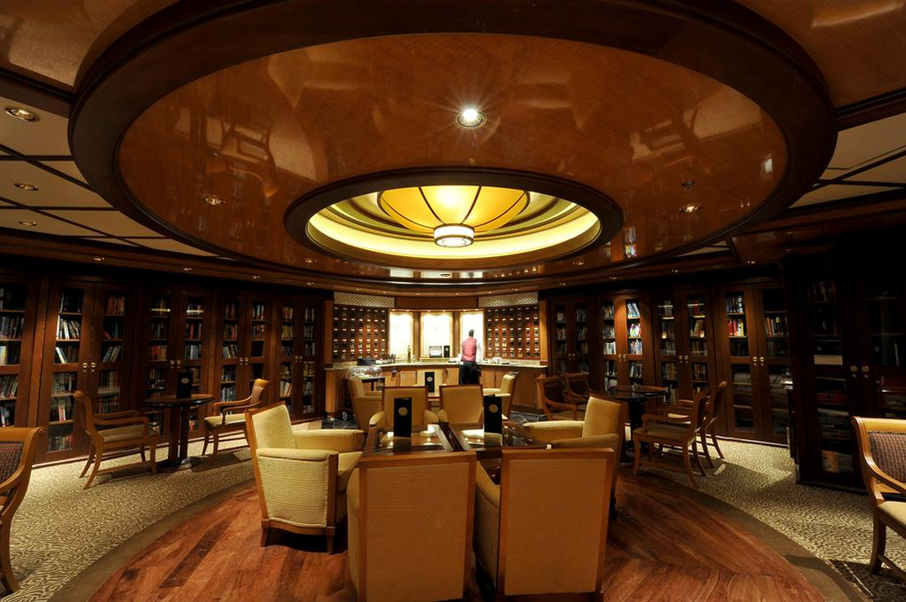 Biblioteca Crown Princess