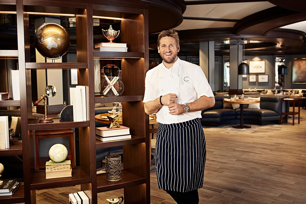 Chef-Curtis-Stone Crown Princess