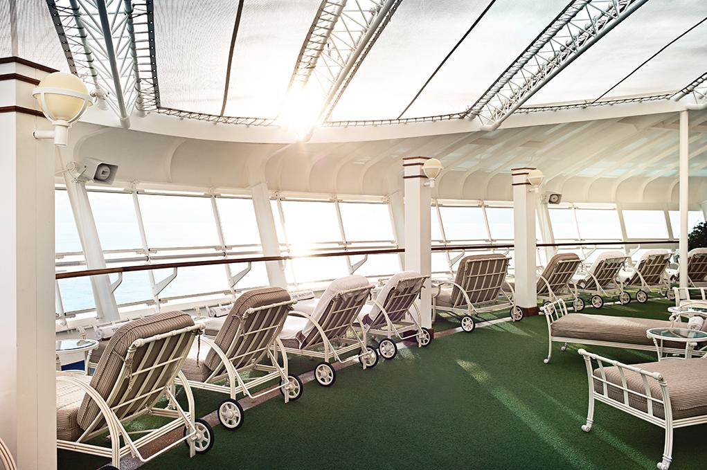 Solarium Crown Princess