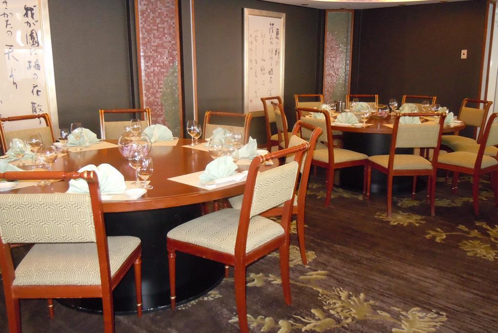Camarote Restaurante Silk Road - Crystal Serenity