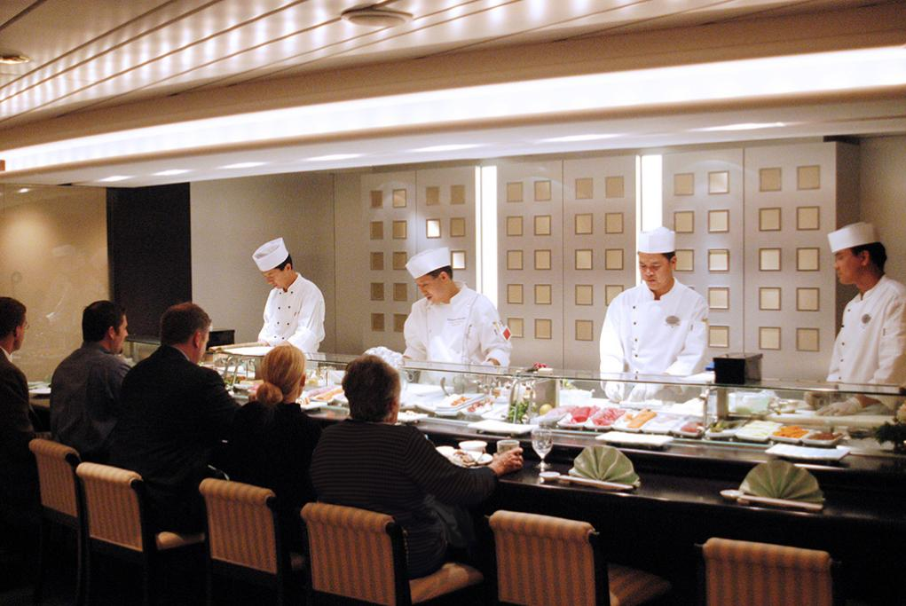 Sushi-Bar Crystal Serenity
