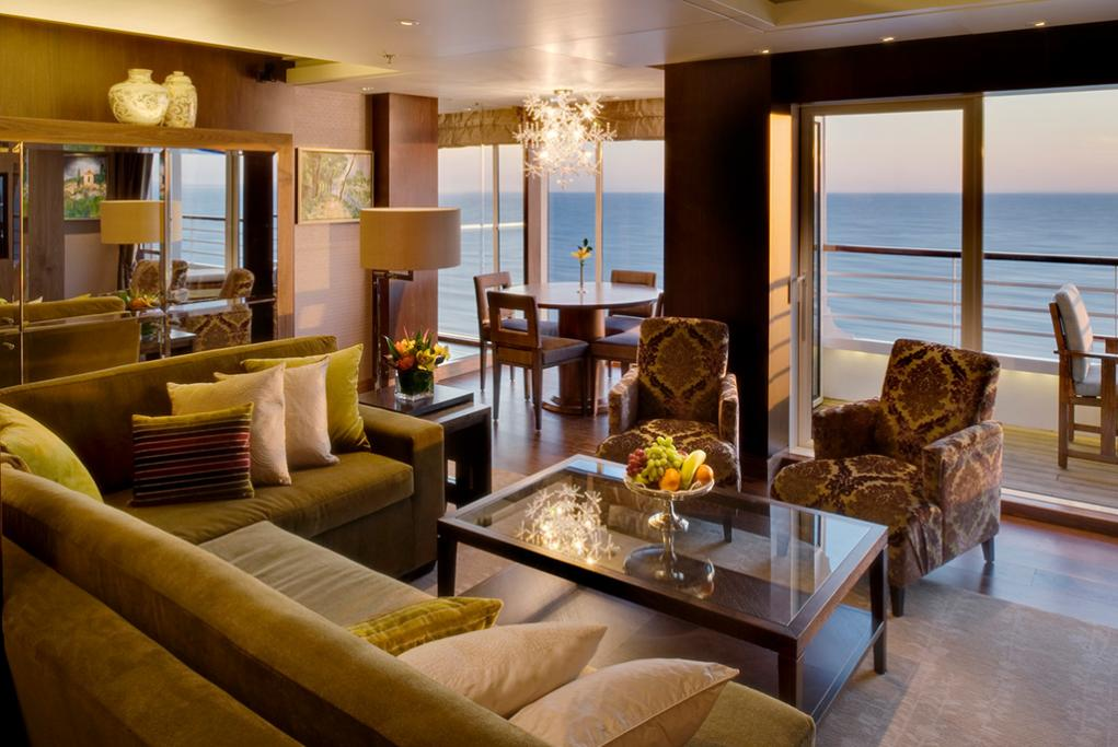 Salon Penthouse Suite Crystal Symphony