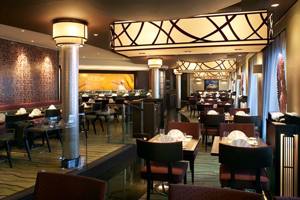 Camarote Restaurante Silk Road - Crystal Symphony