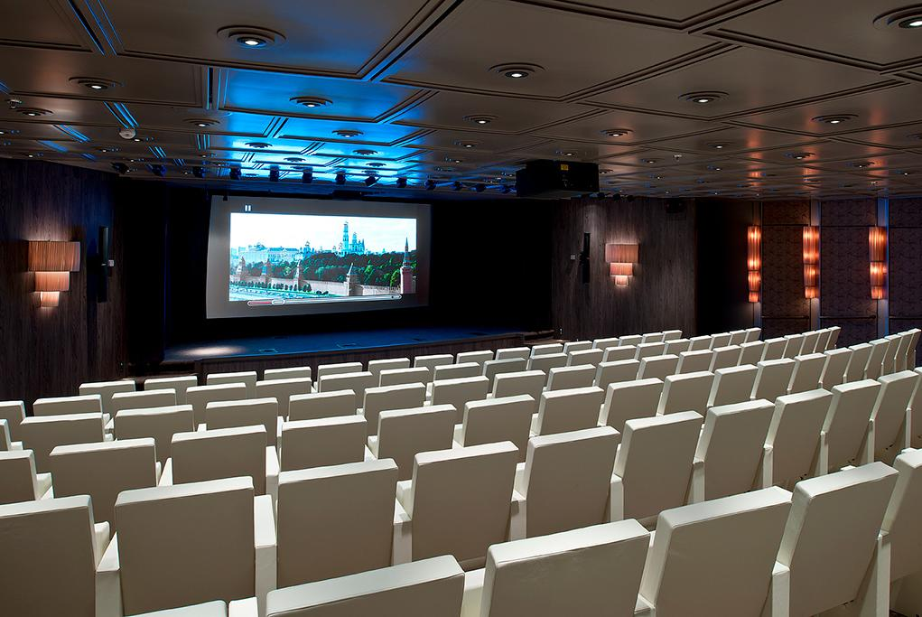 Teatro-Hollywood Crystal Symphony