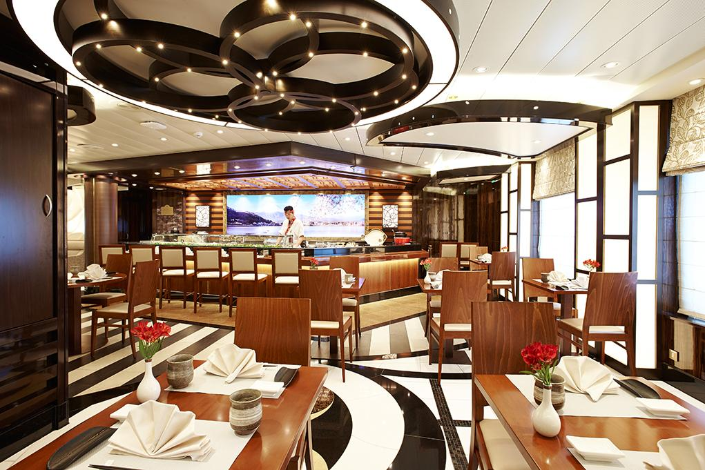 Restaurante-Kia Diamond Princess