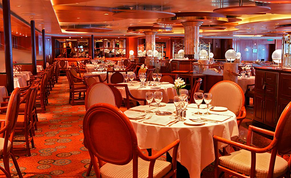 Camarote Restaurantes principales - Diamond Princess