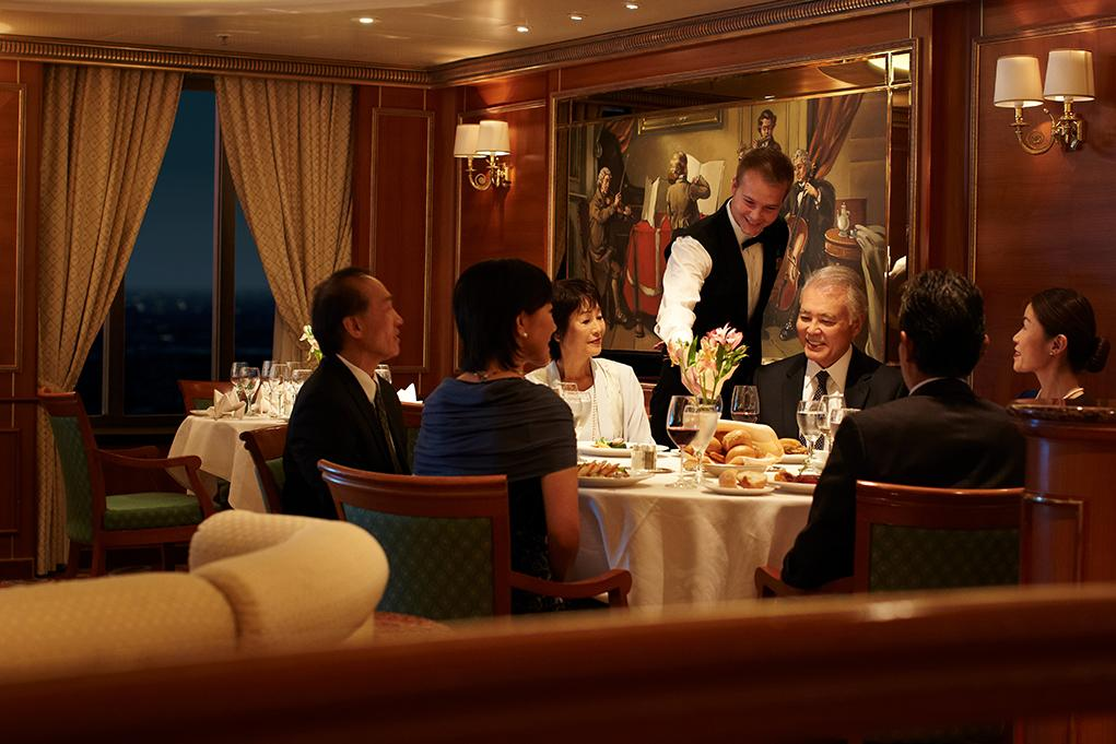 Restaurante-principal-Vivaldi Diamond Princess