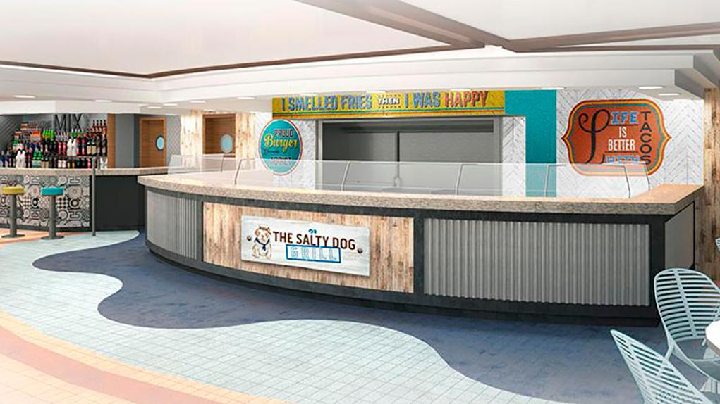 The-Salty-Dog-House Emerald Princess