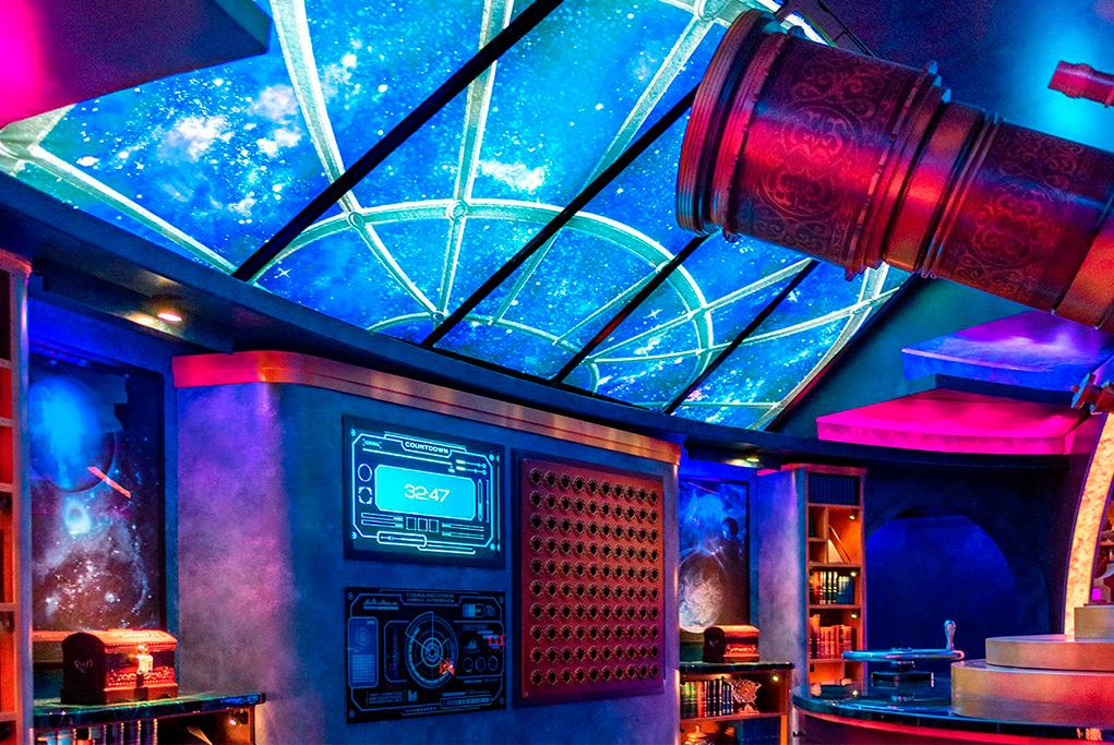 Escape Room Oasis of the seas