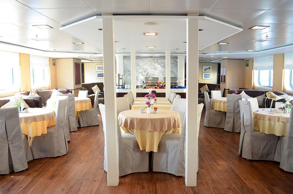 Camarote Restaurante principal - Harmony V