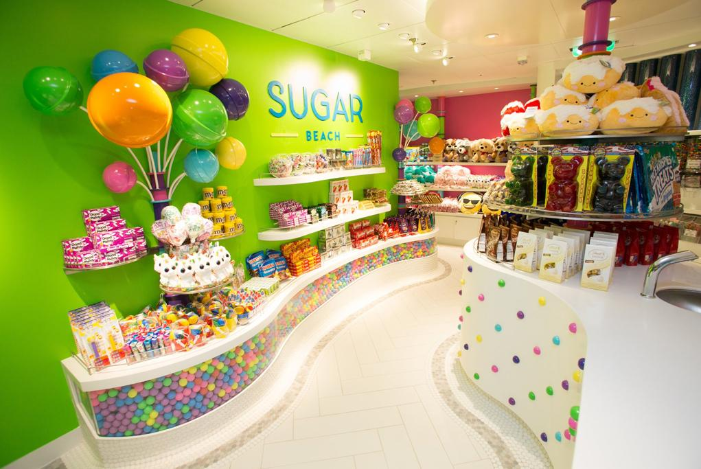 Tienda Sugar Beach Independence of the seas