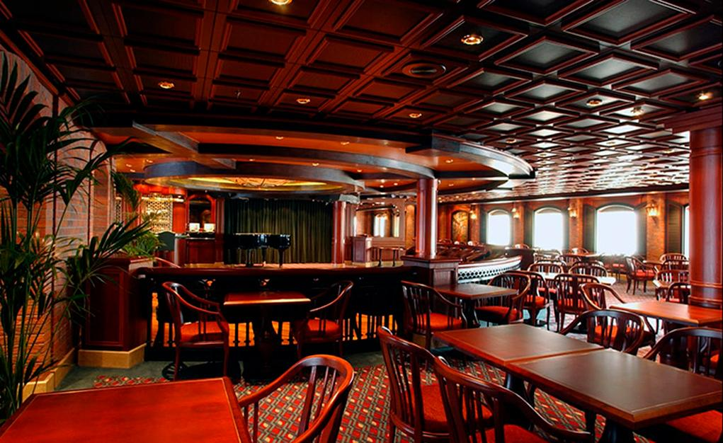 Camarote Bayou Café & Steakhouse - Island Princess