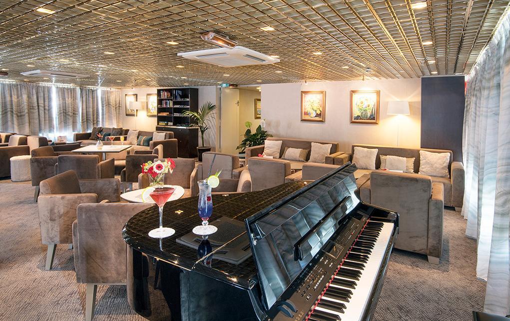 Camarote Bar Pianorama - La Belle de L´Adriatique