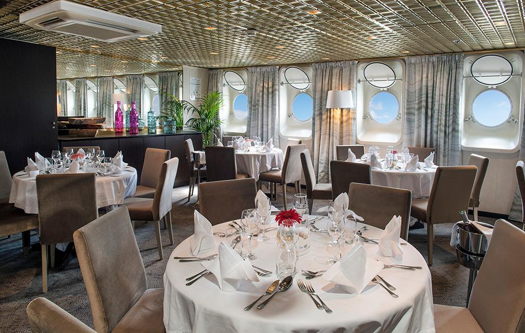 Camarote Restaurante principal - La Belle de L´Adriatique