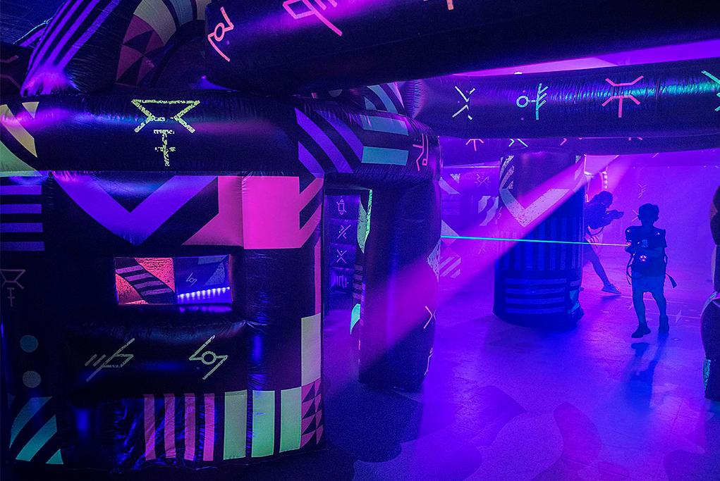 Laser Tag Voyager of the seas