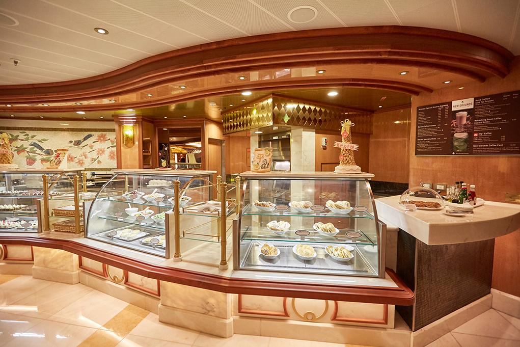 International-Cafe Majestic Princess