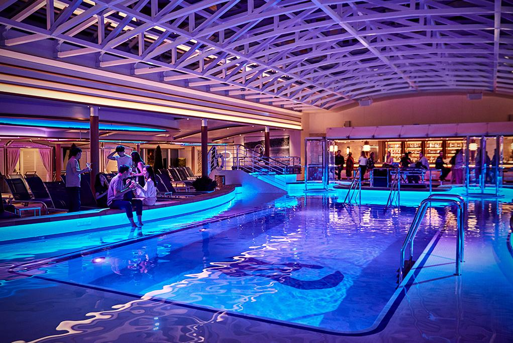 Piscina-Pool-Club Majestic Princess