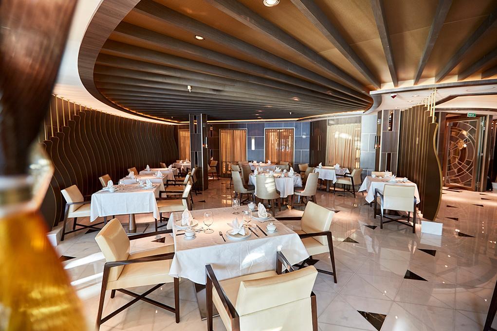 Camarote Restaurantes de lujo - Majestic Princess
