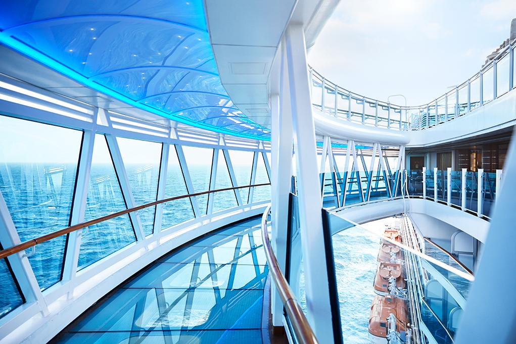 Seawalk Majestic Princess