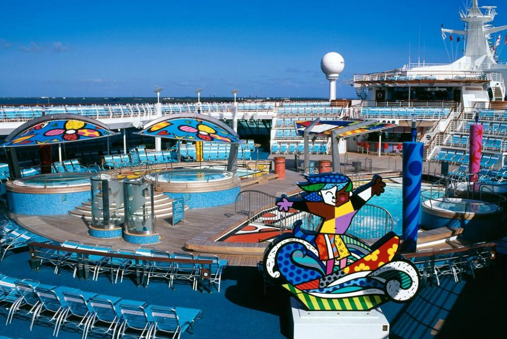 Piscinas Mariner of the seas
