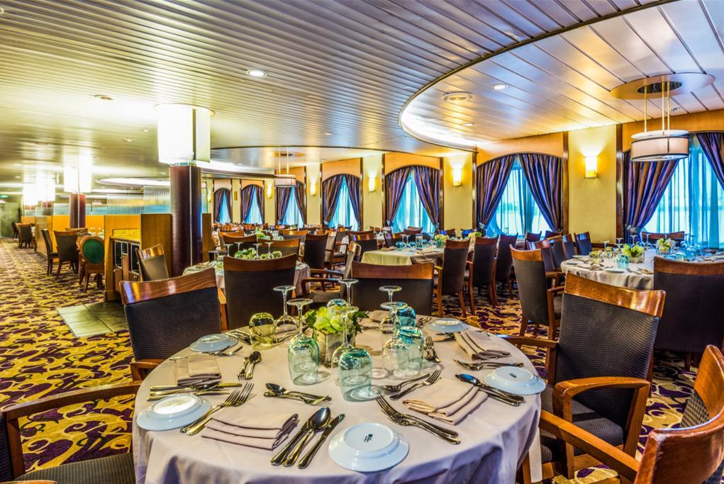 Camarote Restaurantes Boreas y Auster - Monarch