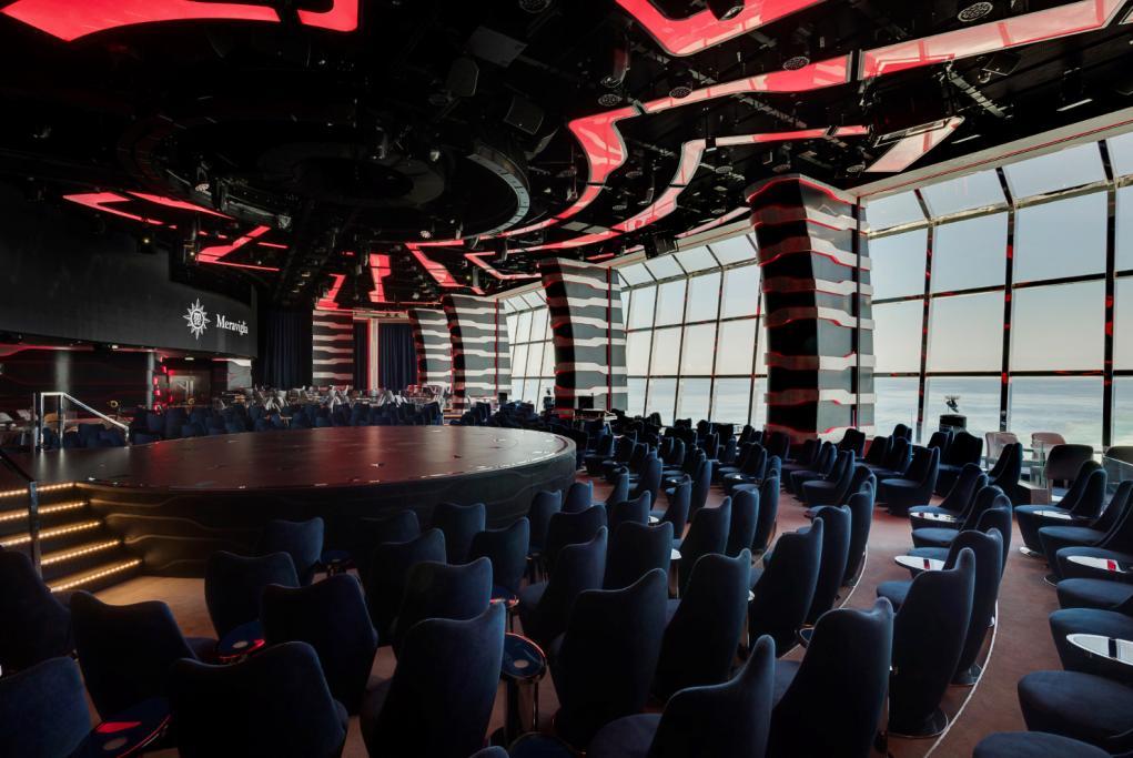 Camarote Carrousel Lounge - MSC Virtuosa