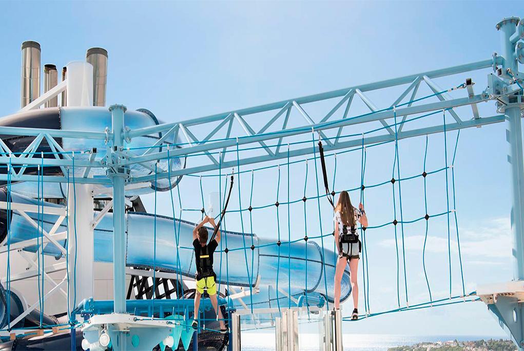Camarote Polar Aquapark - MSC Virtuosa