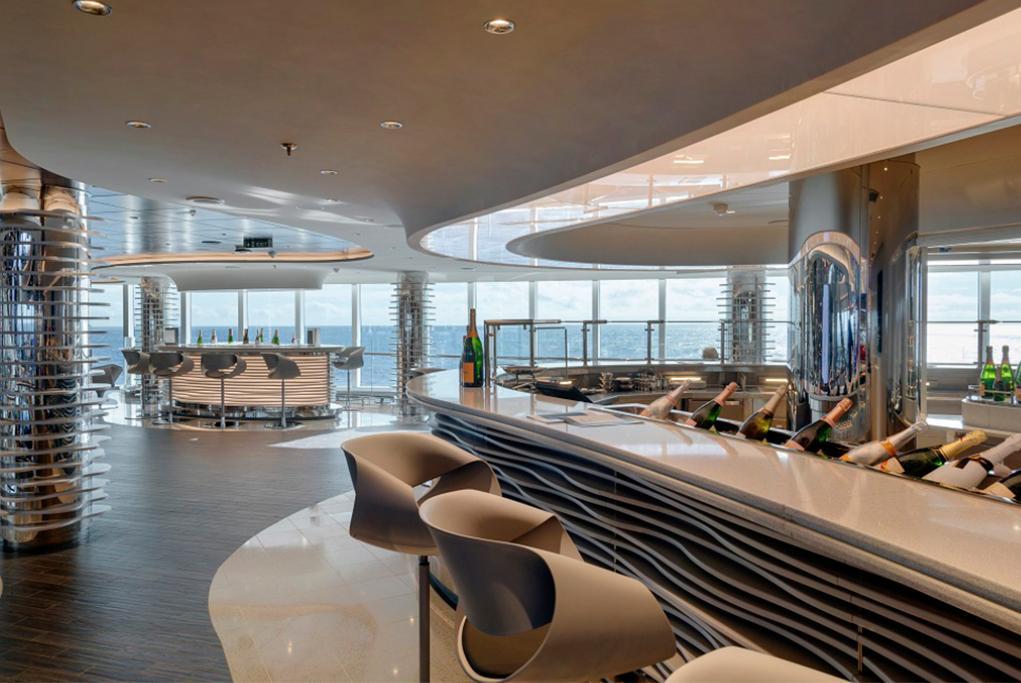 Camarote 20 bares y lounges - MSC Seaside