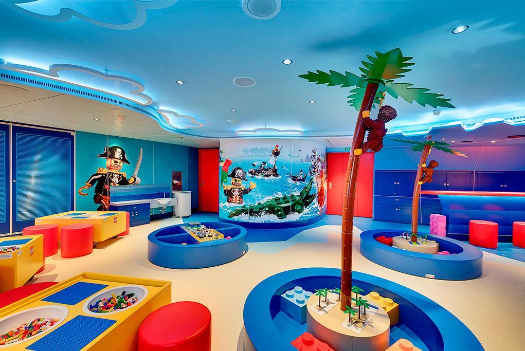 Club de Niños Lego MSC Seaside