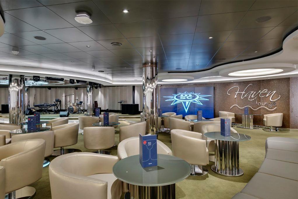 Haven Lounge MSC Seaside