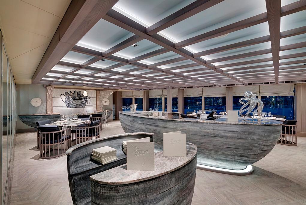 Restaurante Ocean Cay MSC Seaside