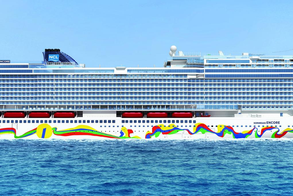 Norwegian Encore