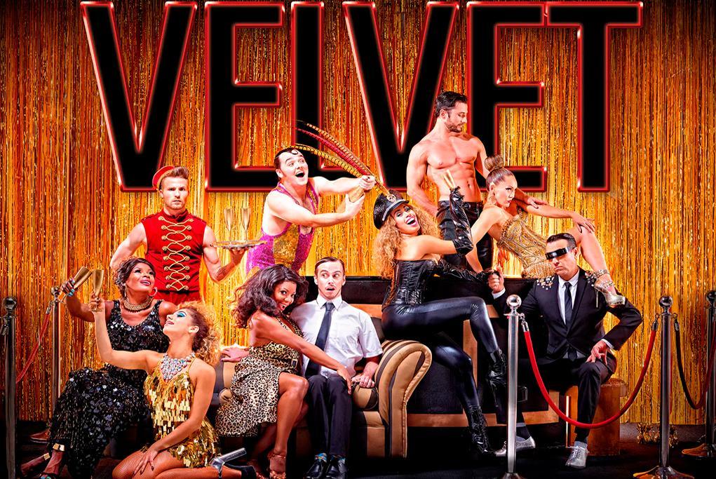 Espectáculo Velvet Norwegian Jewel