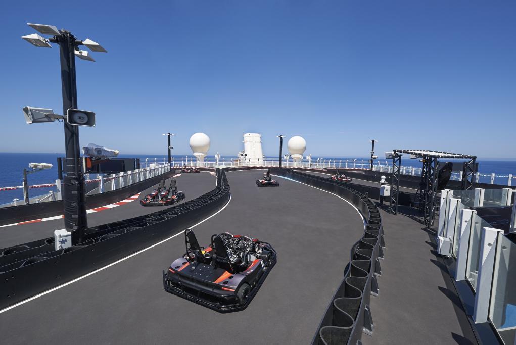 Karting Norwegian Joy